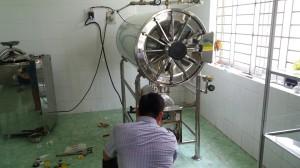 Phòng thí nghiệm Nuôi cấy mô thực vật